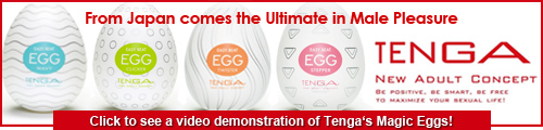 Tenga New Adult Pleasure