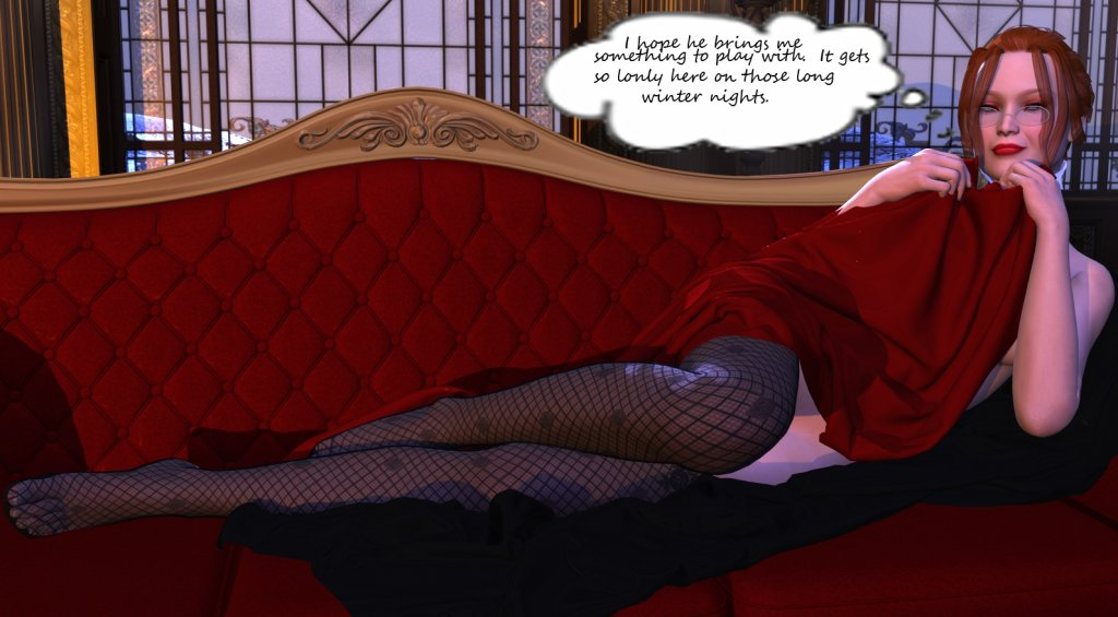 Erotica girl dingbats