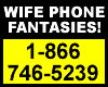 Cheating Wife Phone Sex 1-866-SIN-LADY