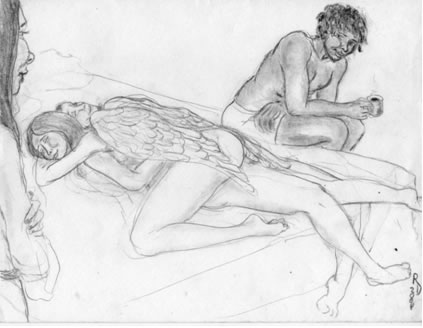 Me, Literotica sleeping nude
