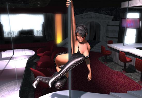 Stripper literotica