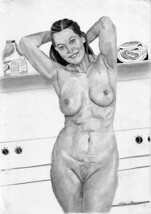 Art erotic old